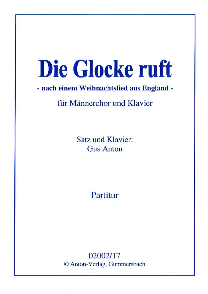Die Glocke ruft (M) | Anton Verlag